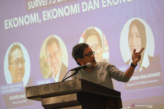"""Acara """"talk show"""" Rocky Gerung di Lombok tetap digelar"""