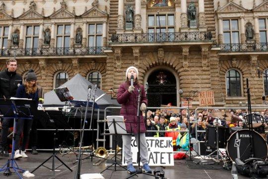 Terinspirasi Thunberg, pemuda Amerika Latin tukar gagasan soal iklim