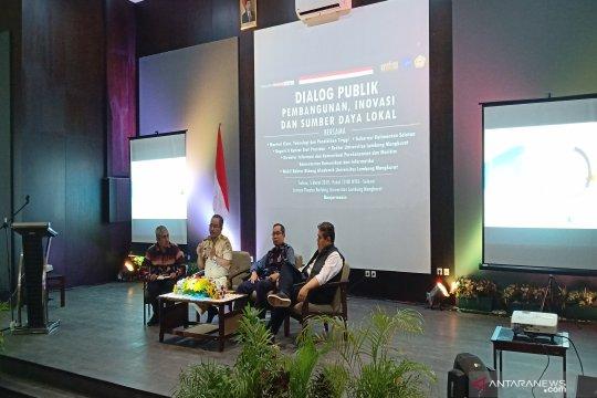 Menristekdikti resmikan 12 gedung baru milik Universitas Lambung Mangkurat