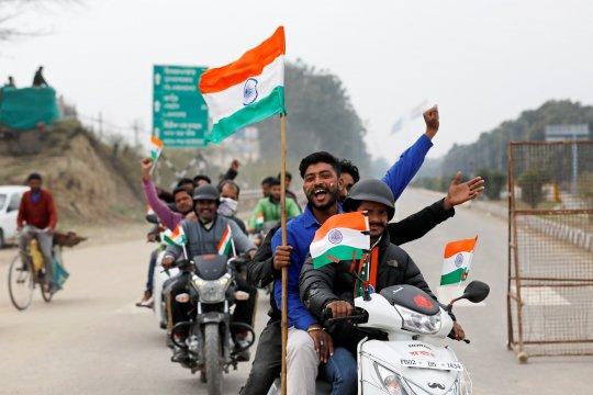 China nyatakan berperan konstruktif dalam meredakan ketegangan India, Pakistan