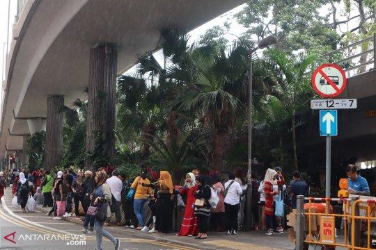 Warga Hong Kong pemerkosa TKI dihukum 11 tahun