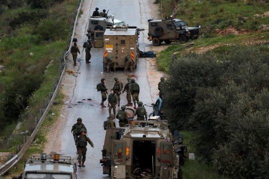 Israel akan tutup jalan pertanian di desa Ramallah