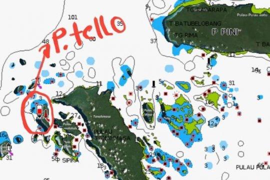 Kapal nelayan KM Formasi asal Sibolga hilang kontak di Nias