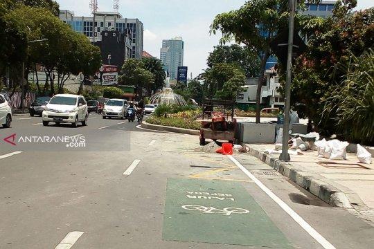 Dishub siapkan rekayasa lalu lintas penutupan Jalan Yos Sudarso Surabaya