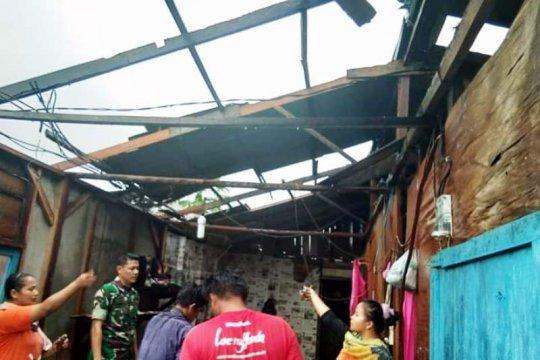 Memprihatinkan, kondisi korban puting beliung Garut