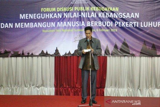Kominfo:Pancasila menjadi pedoman bangun manusia Indonesia