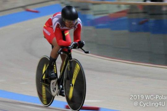 Tiket kejuaraan dunia didapat, Crismonita fokus kejar poin Olimpiade