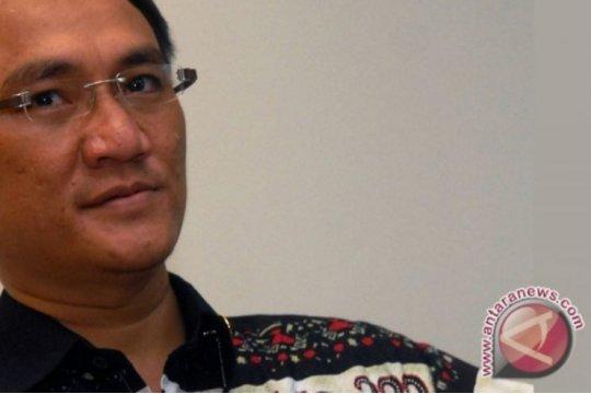 Polisi: Andi Arief mulai rehabilitasi Rabu
