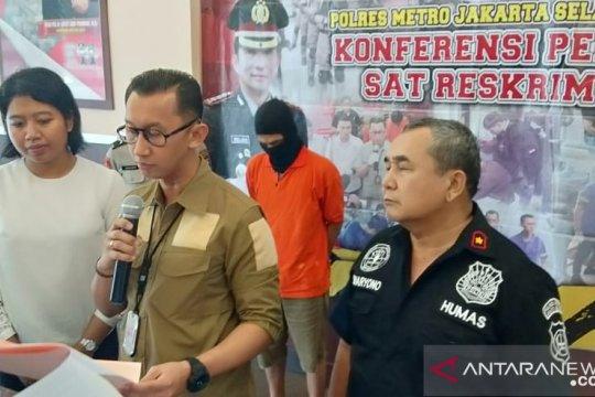 Polres Jaksel tangkap pelaku kekerasan pada anak