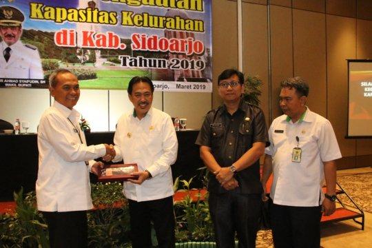 Pemkab Sidoarjo minta kelurahan buat program kerja berbasis masyarakat