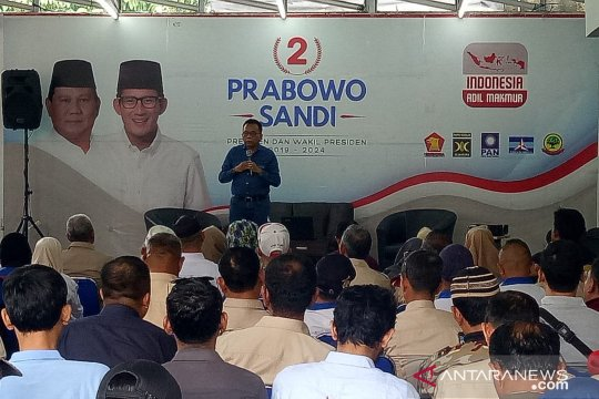 Seknas Prabowo-Sandi latih 300 Laskar Anti Kecurangan