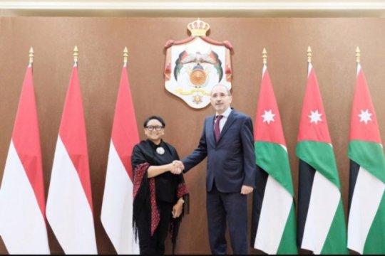 Yordania majukan upaya internasional untuk penyelesaian isu Palestina