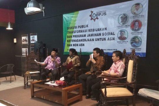 DPR: tenaga honorer harus dapatkan jaminan sosial