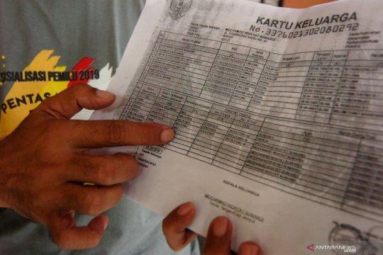 KPU: Tidak ada WNA di Temanggung masuk DPT Pemilu 2019