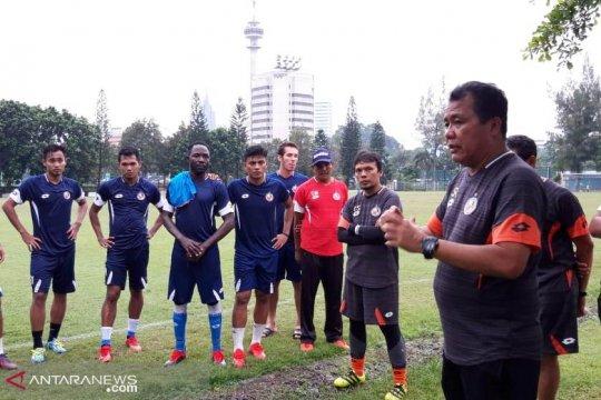Semen Padang fokus perbaiki pertahanan jelang hadapi Bali United
