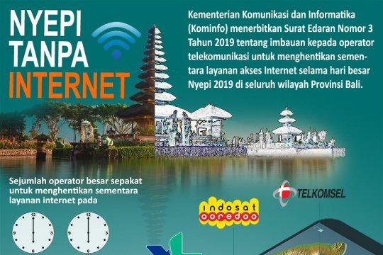 Nyepi tanpa Internet