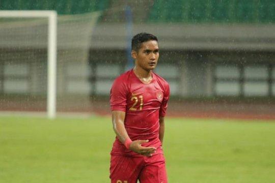 "Kadek Agung incar satu tempat di ""starting eleven"" timnas U-23"