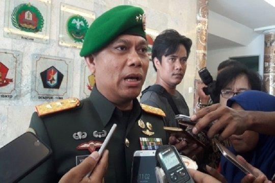 Jenazah tiga prajurit TNI disemayamkan di RSUD Mimika