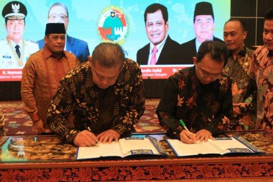 BGR Logistics-Rumah Koperasi Indonesia kerja sama rantai pasok