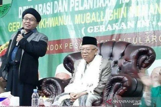 Ingin Islam sejuk, Ribuan da'i mendukung Kiai Ma'ruf Amin