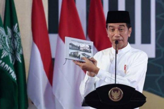 """Buku """"Satu Malam di Baitullah Bersama Jokowi"""" diluncurkan"""