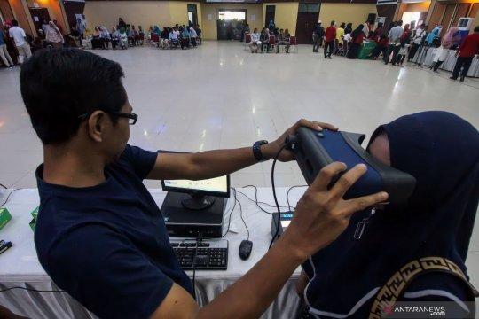 Perekaman E-KTP massal Aceh