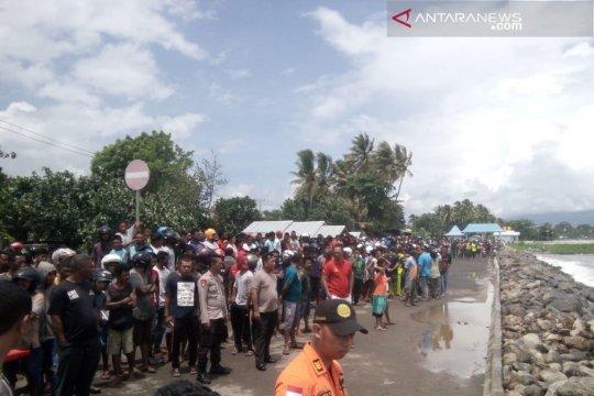 Ditemukan meninggal, warga Sikka-NTT yang tenggelam dievakuasi