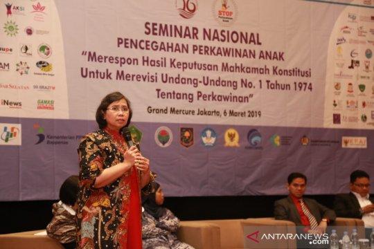 KPPPA sebut perkawinan anak hambat Indeks Pembangunan Manusia