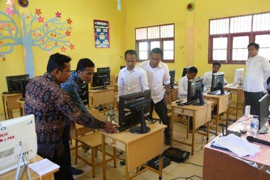 6.172 pelajar SMP di Pesisir Selatan akan ikuti UNBK