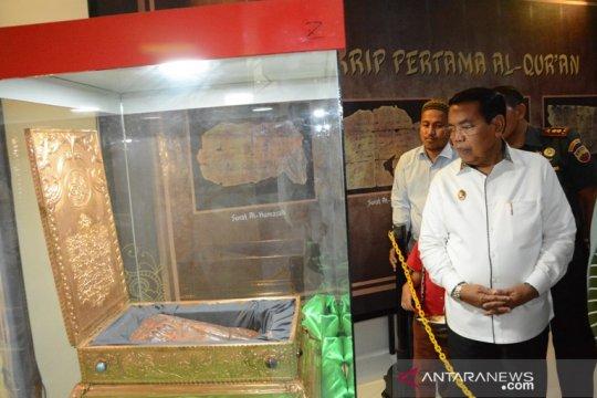 Pemkab Deliserdang apresiasi pameran artefak Rasulullah