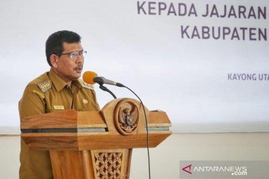 Bupati Kayong Utara ajak ASN lebih awal sampaikan SPT