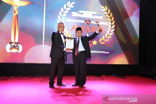 Fraksi PKS raih tiga penghargaan