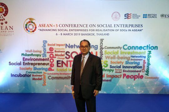 Indonesia angkat isu koperasi pada ajang ASEAN Plus 3