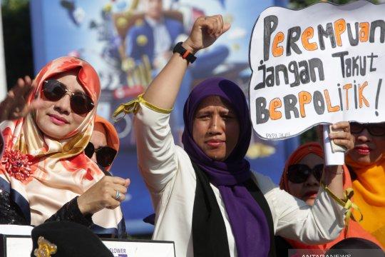 Perempuan dalam pusaran politik nasional dinilai hadapi dua tantangan