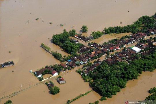 Pemkab Madiun catat kerugian pertanian akibat banjir capai Rp7 miliar lebih