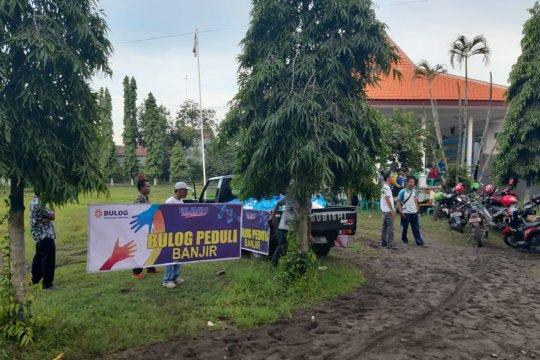 Bulog Jatim siap salurkan beras CBP untuk 15 wilayah banjir