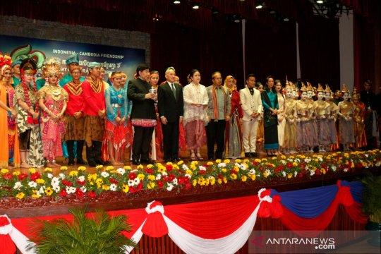 Kedekatan budaya eratkan jalinan hubungan Indonesia-Kamboja
