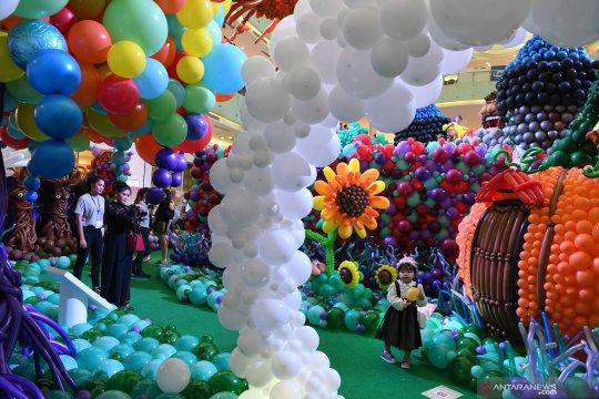 Festival seni balon Indonesia