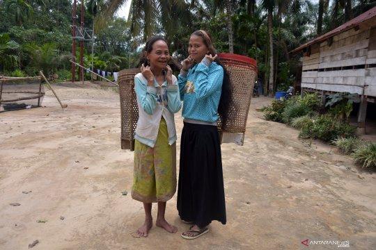 Suku Talang Mamak