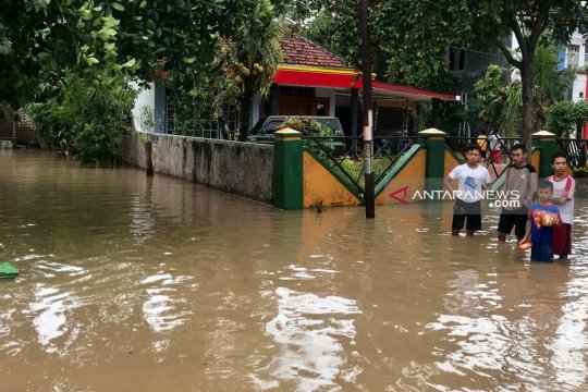 Pertamina salurkan bantuan Rp50 juta bagi korban banjir Madiun