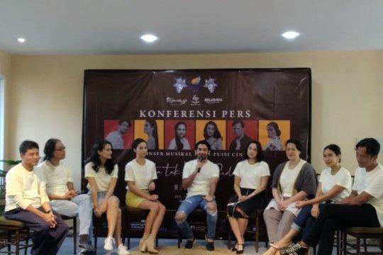 Gandeng Titimangsa Foundation, Balai Pustaka pentaskan konser musikal puisi cinta