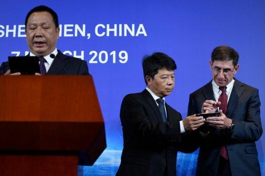 Huawei layangkan gugatan terhadap pemerintah AS