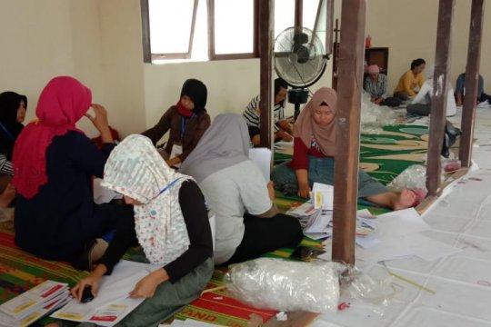 KPU Pontianak targetkan pekan depan pelipatan surat suara selesai