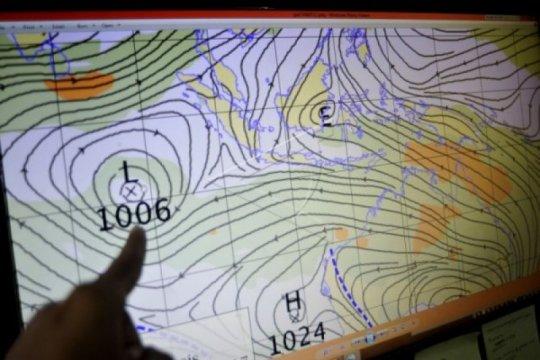 BMKG: waspada potensi cuaca ekstrem sepekan ke depan