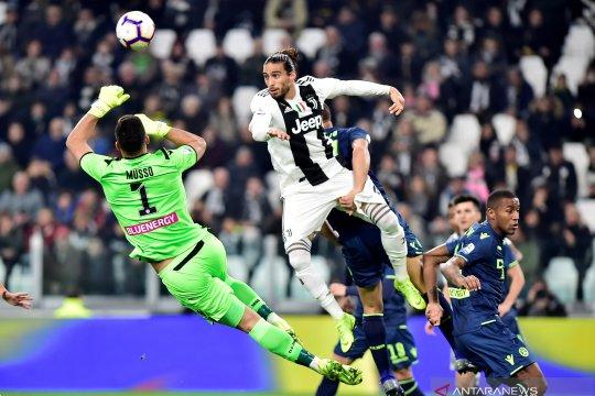 Liga Italia: Juventus gasak Udinese 4-1 meski mengistirahatkan Ronaldo
