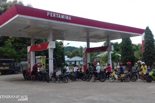 Pengiriman BBM ke Labuan Bajo gunakan jalur alternatif