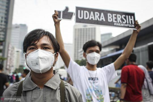 Hari Udara Bersih, momen dorong transisi ke energi baru terbarukan