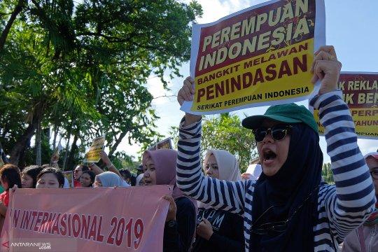 Aktivis : diskriminasi perempuan karena ketidakpahaman aparatur negara
