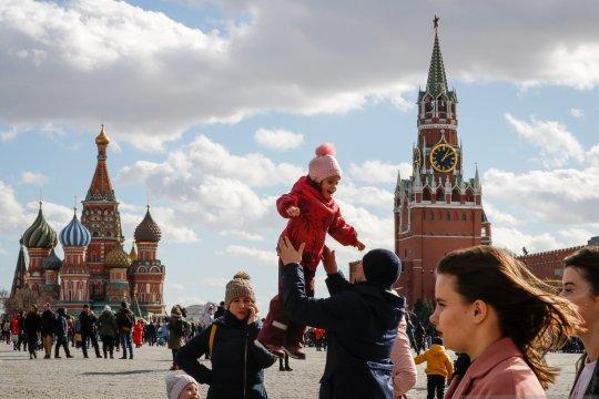 Rusia panggil dubes Iran terkait penahanan wartawan