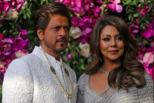 Selebritas dunia berkumpul di pernikahan putra orang terkaya India